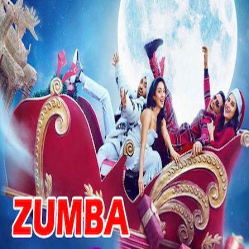 Zumba Song Lyrics- Good Newwz