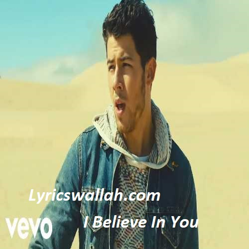 I Believe In You Song Lyrics