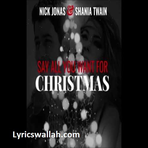 Say All You Want For Christmas Song Lyrics